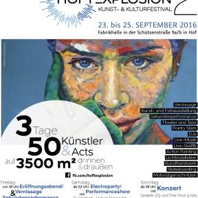 HOFTEXPLOSION Flyer