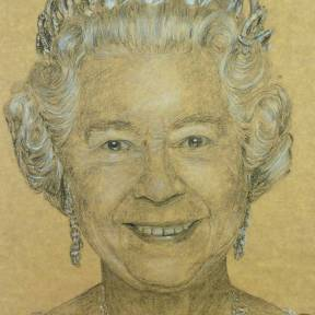 """Queen Elizabeth II - Happy"""