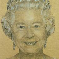 """Queen Elizabeth II – Happy"""